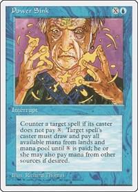 Power Sink, Magic, Fourth Edition