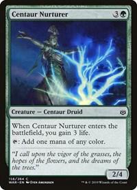 Centaur Nurturer, Magic: The Gathering, War of the Spark