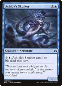 Ashiok's Skulker, Magic: The Gathering, War of the Spark