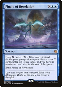 Finale of Revelation, Magic: The Gathering, War of the Spark
