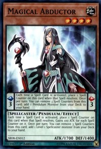 Magical Abductor, YuGiOh, Structure Deck: Order of the Spellcasters
