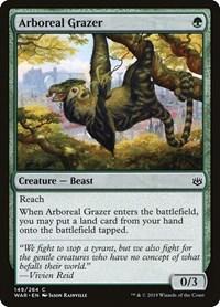 Arboreal Grazer, Magic, War of the Spark