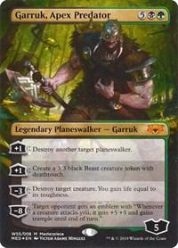 Garruk, Apex Predator (Foil)