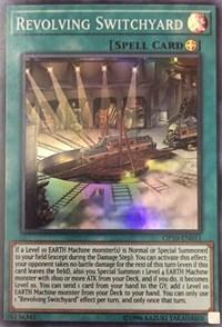 Revolving Switchyard, YuGiOh, OTS Tournament Pack 10