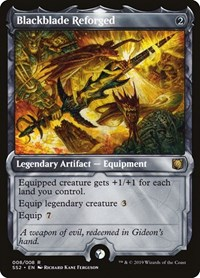 Blackblade Reforged, Magic: The Gathering, Signature Spellbook: Gideon