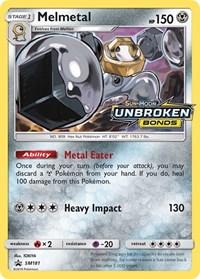Melmetal - SM181 (Prerelease Promo), Pokemon, SM Promos