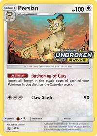 Persian - SM182 (Prerelease Promo), Pokemon, SM Promos