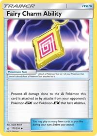 Fairy Charm Ability, Pokemon, SM - Unbroken Bonds