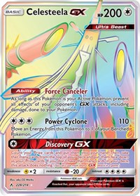 Celesteela GX (Secret), Pokemon, SM - Unbroken Bonds