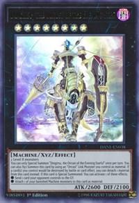 Dingirsu, the Orcust of the Evening Star, YuGiOh, Dark Neostorm