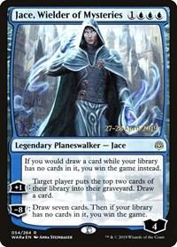 Jace, Wielder of Mysteries, Magic, Prerelease Cards