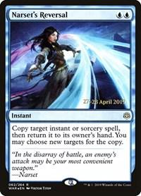 Narset's Reversal (Foil)
