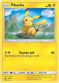 Pikachu - SM183, Pokemon, SM Promos