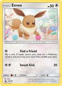 Eevee - SM184, Pokemon, SM Promos