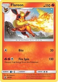 Flareon - SM186 (Let's Play, Eevee!), Pokemon, SM Promos