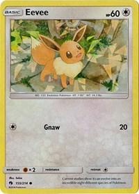 Eevee - 155/214 (Let's Play, Eevee!) (Cracked Ice Holo), Pokemon, Deck Exclusives