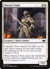 Martyr's Soul, Magic, Modern Horizons