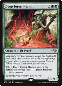 Deep Forest Hermit, Magic: The Gathering, Modern Horizons
