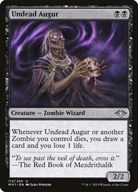Undead Augur, Magic: The Gathering, Modern Horizons