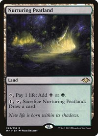Nurturing Peatland, Magic, Modern Horizons