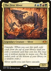 The First Sliver, Magic: The Gathering, Modern Horizons