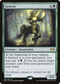 Genesis, Magic, Modern Horizons
