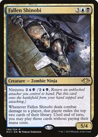 Fallen Shinobi, Magic: The Gathering, Modern Horizons