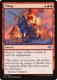 Pillage, Magic: The Gathering, Modern Horizons