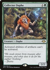 Collector Ouphe, Magic: The Gathering, Modern Horizons