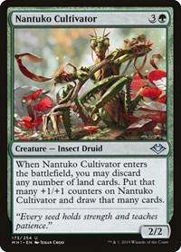 Nantuko Cultivator, Magic: The Gathering, Modern Horizons