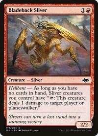 Bladeback Sliver, Magic: The Gathering, Modern Horizons