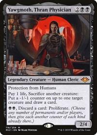 Yawgmoth, Thran Physician, Magic, Modern Horizons