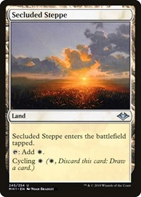 Secluded Steppe, Magic, Modern Horizons