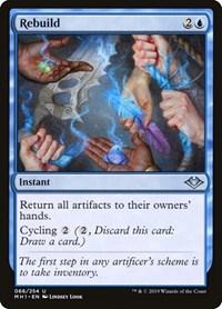 Rebuild, Magic: The Gathering, Modern Horizons