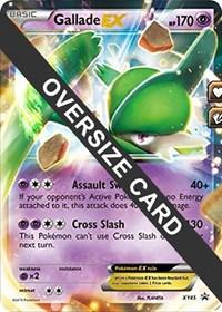 Gallade EX - XY45 (XY Black Star Promo), Pokemon, Jumbo Cards