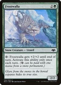 Frostwalla, Magic: The Gathering, Modern Horizons