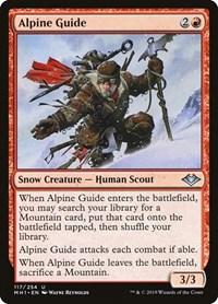 Alpine Guide, Magic: The Gathering, Modern Horizons