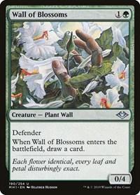Wall of Blossoms, Magic: The Gathering, Modern Horizons