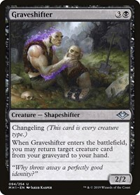 Graveshifter, Magic: The Gathering, Modern Horizons