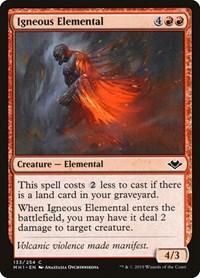 Igneous Elemental, Magic: The Gathering, Modern Horizons