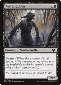 Putrid Goblin, Magic: The Gathering, Modern Horizons
