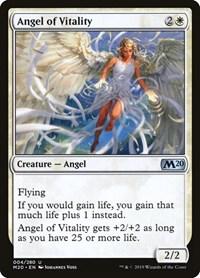 Angel of Vitality, Magic, Core Set 2020