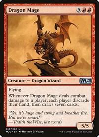 Dragon Mage, Magic: The Gathering, Core Set 2020
