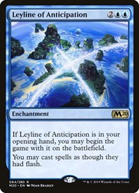 Leyline of Anticipation, Magic: The Gathering, Core Set 2020