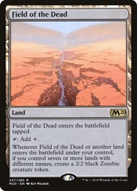 Field of the Dead, Magic: The Gathering, Core Set 2020