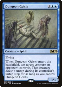 Dungeon Geists, Magic: The Gathering, Core Set 2020