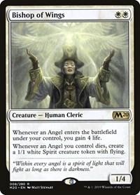 Bishop of Wings, Magic, Core Set 2020