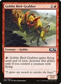 Goblin Bird-Grabber, Magic, Core Set 2020