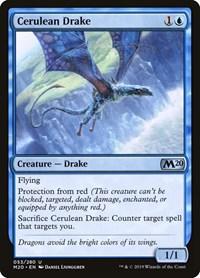 Cerulean Drake, Magic: The Gathering, Core Set 2020