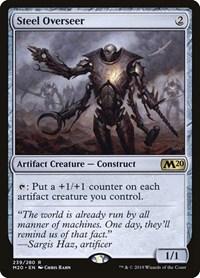 Steel Overseer, Magic, Core Set 2020